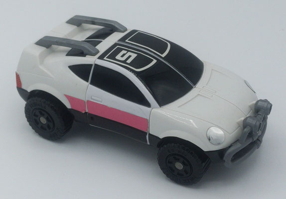 Wind Chaser Turbozord 5 / Pink Vehicle