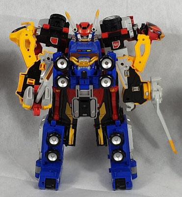 Beast-X Megazord (Jap.)