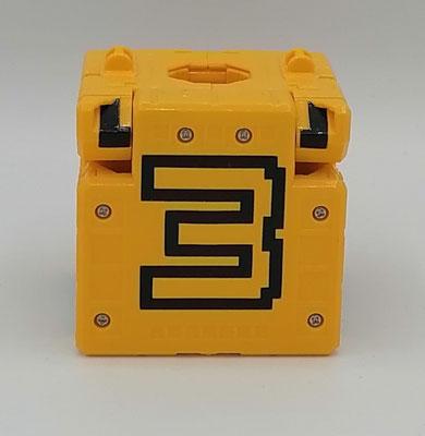 Cube Lion - Cube Form