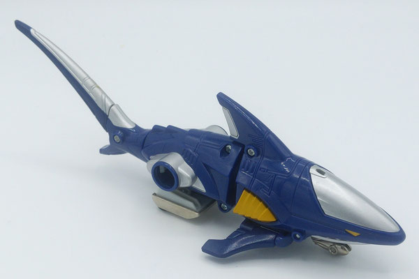 Shark Wildzord / GaoShark