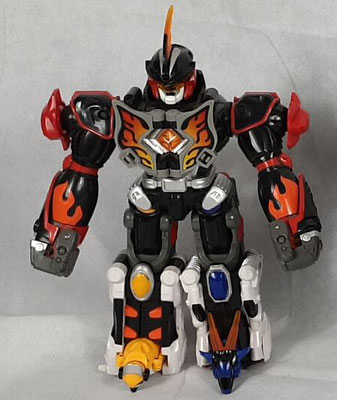 Jungle Master Megazord