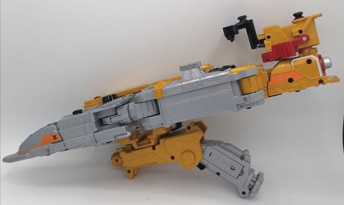 X Changer (Lupinranger)