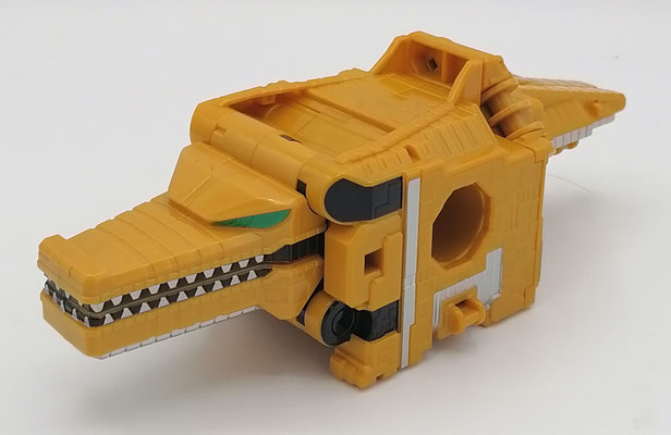 Cube Crocodile