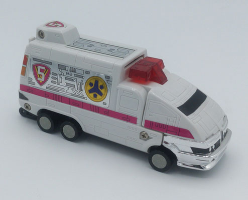 Med Rescue 5 / Pink Aider