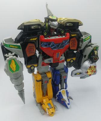 Mega Dragonzord / Zyutei Daizyuzin
