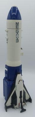 Mega V2 / Shuttle Voyager-2 & Mega V3 / Rocket Voyager-3 - Rocket Launch Combination