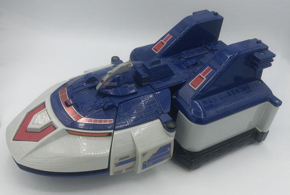 Zenith Carrierzord / GigaBitus Cruiser Mode