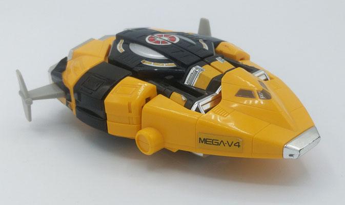 Mega V4 / Saucer Voyager-4
