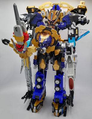 Beast-X King Ultrazord / Go-Buster King
