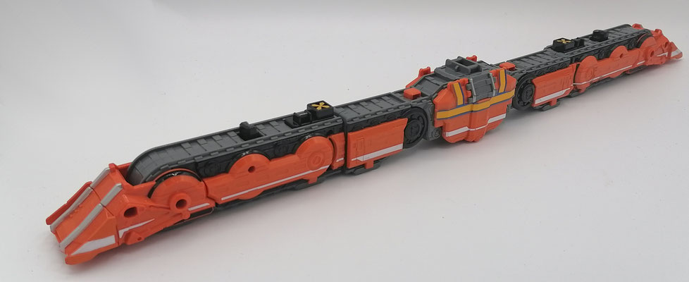 Build Ressha Back