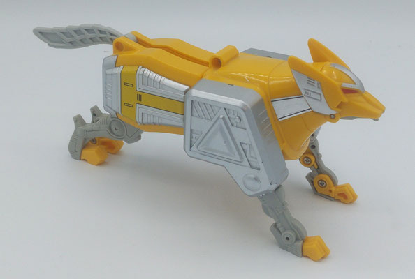 Wolf Galactabeast / GingaVerick