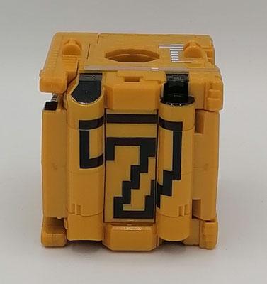 Cube Crocodile - Cube Form