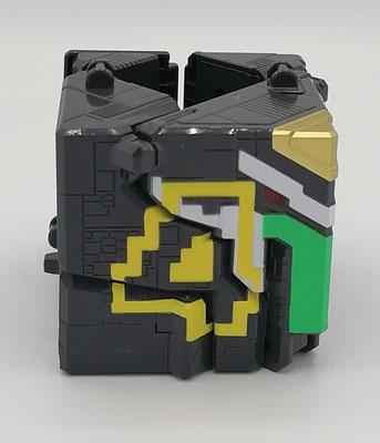 Cube Elephant - Cube Form