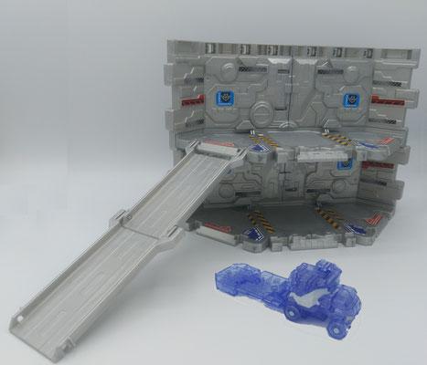 Kiramei Base & Machine Carry Set