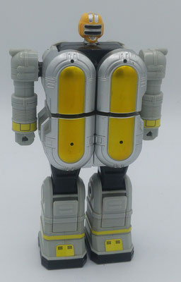Super Zeo Zord 2 / Yellow Blocker