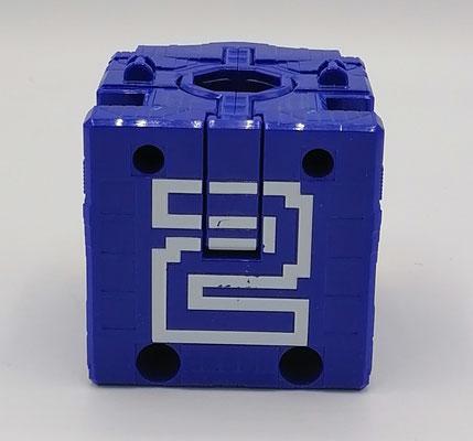 Cube Shark - Cube Form