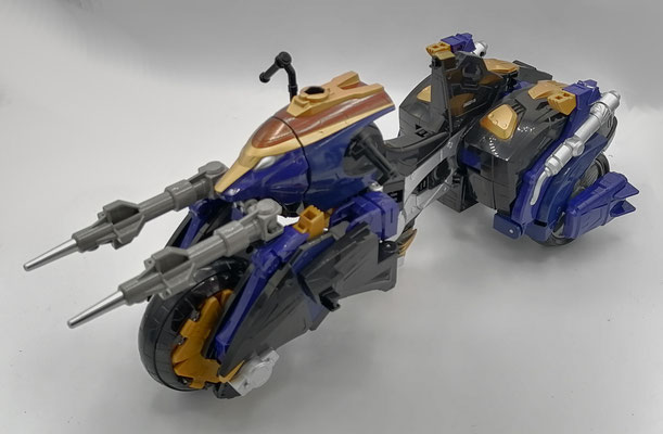 Buster Vehicle LT-06