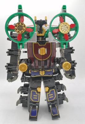 Samurai Thunder Megazord / Tenkuu Gouraijin