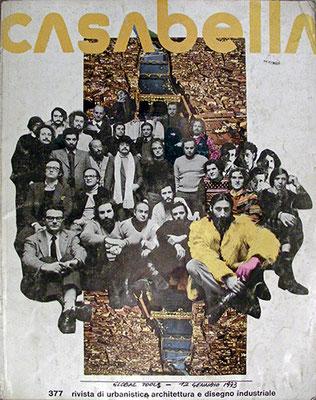 "Global Tools (Copertina ""Casabella"", gennaio 1973)"