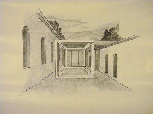 Gallery Enrico Fornello, Prato, 2009