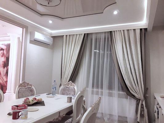 шторы для кухни на заказ