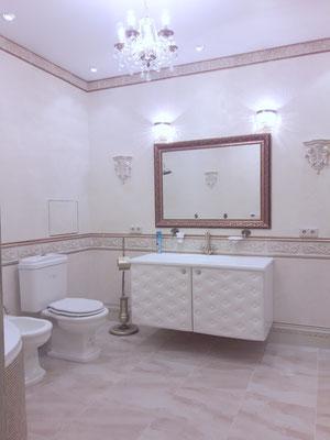интерьер ванной комнаты на заказ