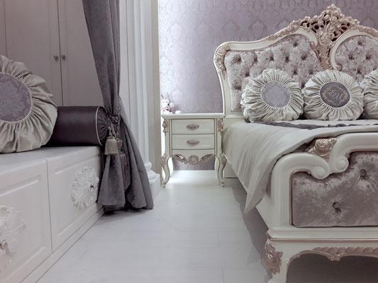 дизайнер интерьера и проект спальни