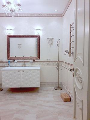 мебель для ванной каретная стяжка на заказ
