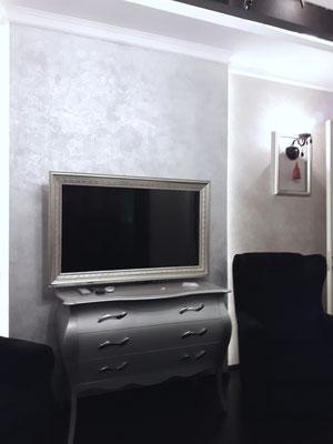 телевизор в багете на заказ