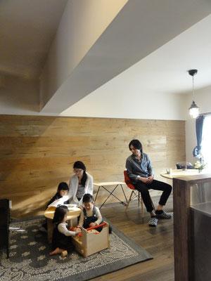 「52㎡の団地再生」Yさんの鶴川団地  /リノベーション