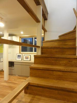 階段とDK