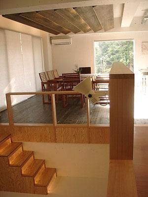 「素材を受け継ぐアートハウス」熱海の別荘  /リノベーション