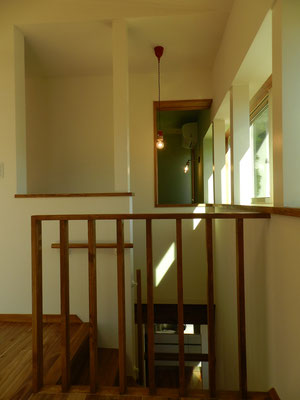 2階リビング