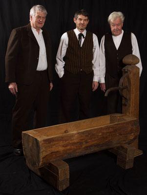 Ueli, Walter, Christen (Hansruedi Ruckstuhl, Res Habegger, Peter Sterchi)
