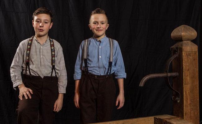 Bärni, Ruedeli (Lukas Zingg, Valentin Siegrist)
