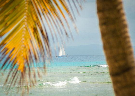 Anke Houdelet: San Blas Inseln/ Panama