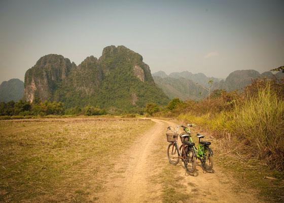 Anke Houdelet: Laos