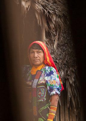 Anke Houdelet: Kuna / Panama