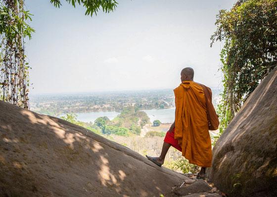 Anke Houdelet: What Phou / Laos