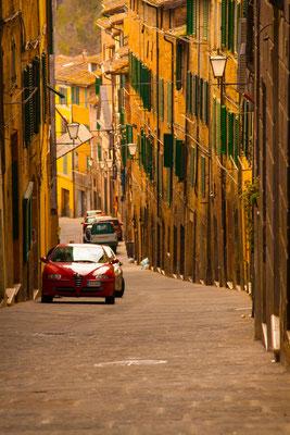 Anke Houdelet: Siena / Italien