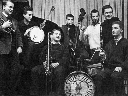 Storyville Jazzband 1960