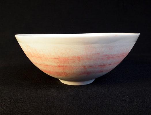 Teeschale rosa
