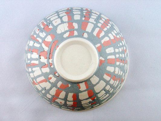 Teeschale multicolor