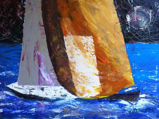 Acryl, 80 x 60 cm, 2012, not available