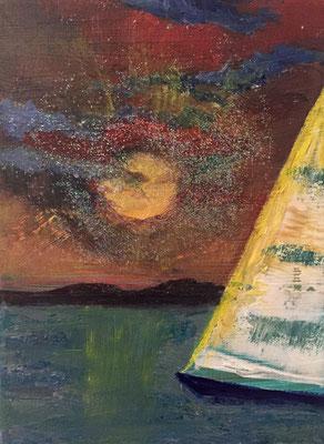 Acryl, 20 x 20 cm, 2020