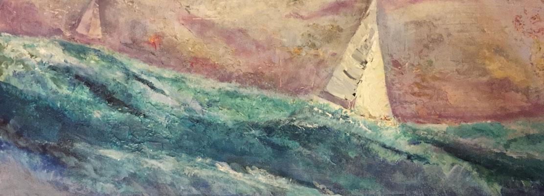 Acryl, 80 x 30 cm, 2016