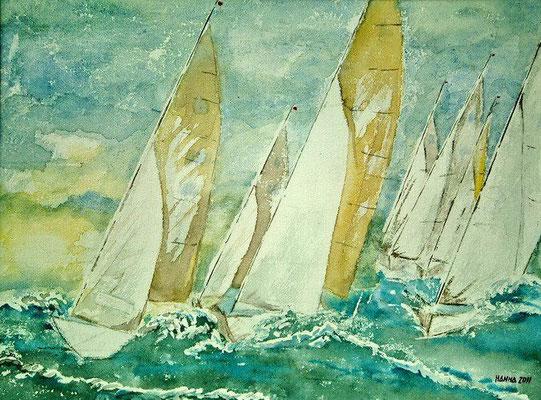 Acryl, 50 x 40, 2011, not available