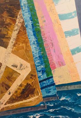 Acryl, 70 x 100 cm, 2020, not available