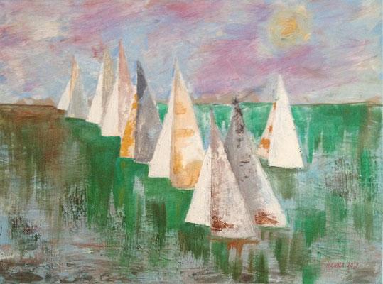 Acryl, 60 x 80cm, 2012