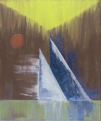 Acryl, 50 x 60 cm, 2016, not available